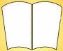 Buku; melambangkan ilmu pengetahuan, teknologi dan senibudaya